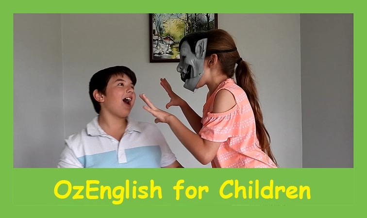 English for children online
